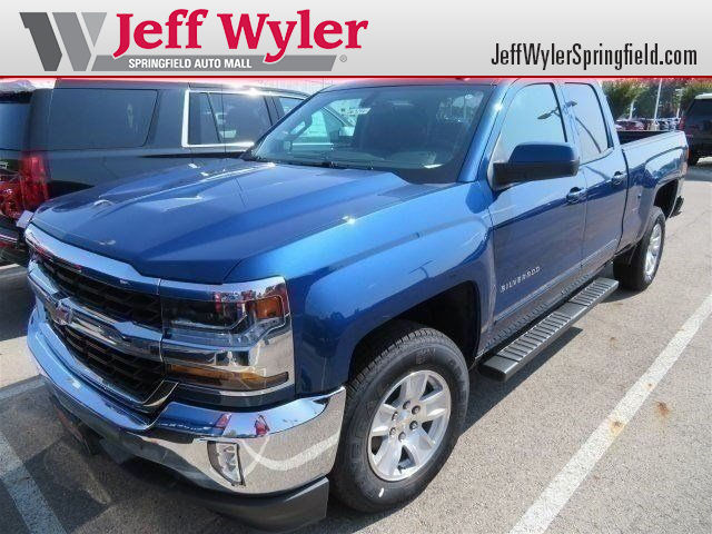 2018 Silverado 1500 Double Cab, Pickup #D63246 - photo 6