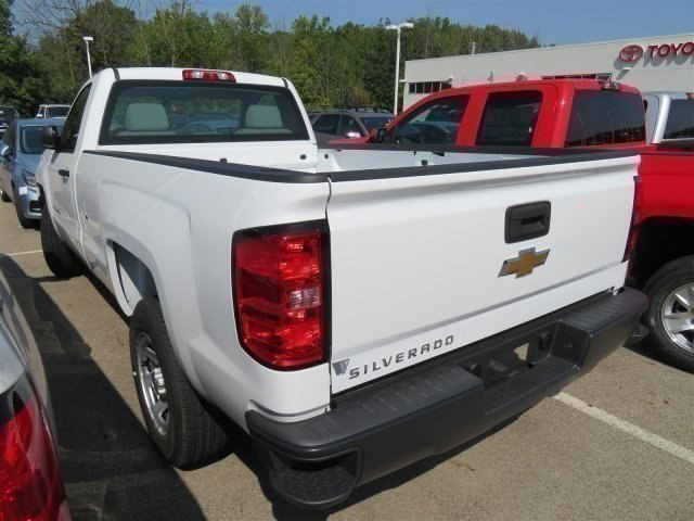2018 Silverado 1500 Regular Cab, Pickup #D63247 - photo 2