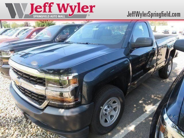 2018 Silverado 1500 Regular Cab, Pickup #D63248 - photo 1