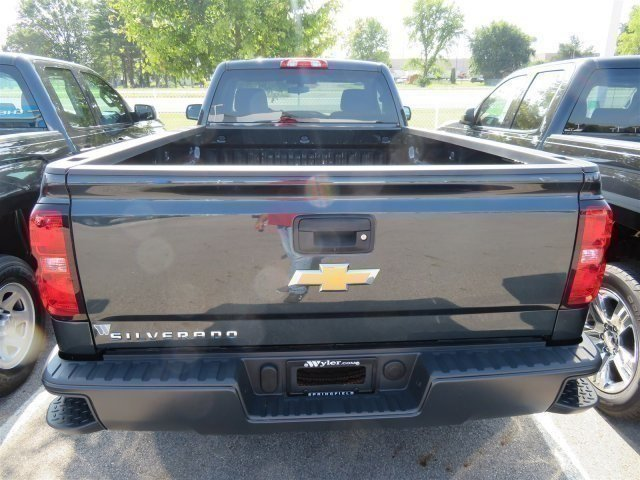 2018 Silverado 1500 Regular Cab, Pickup #D63248 - photo 5
