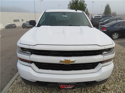 2018 Silverado 1500 Extended Cab 4x4 Pickup #D63249 - photo 11