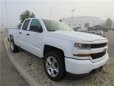 2018 Silverado 1500 Extended Cab 4x4 Pickup #D63249 - photo 12