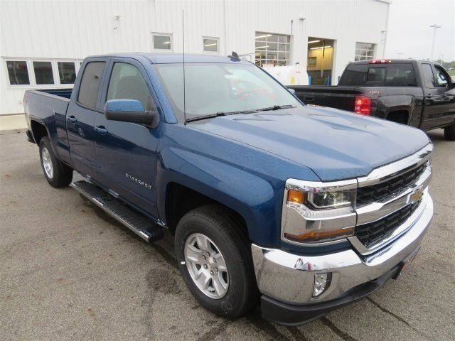 2018 Silverado 1500 Extended Cab 4x4 Pickup #D63251 - photo 7