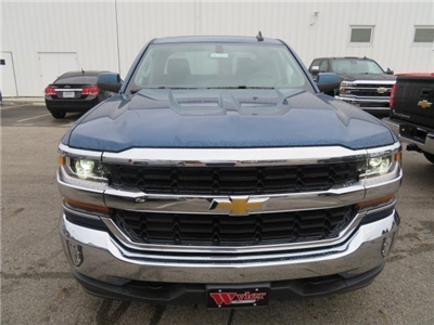 2018 Silverado 1500 Extended Cab 4x4 Pickup #D63251 - photo 6