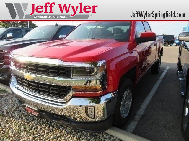 2018 Silverado 1500 Extended Cab 4x4 Pickup #D63253 - photo 5