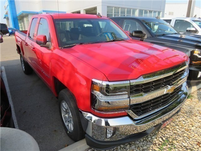 2018 Silverado 1500 Extended Cab 4x4 Pickup #D63253 - photo 13