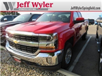 2018 Silverado 1500 Extended Cab 4x4 Pickup #D63253 - photo 1