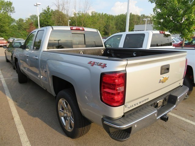 2018 Silverado 1500 Extended Cab 4x4 Pickup #D63257 - photo 2