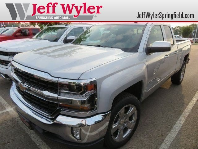 2018 Silverado 1500 Extended Cab 4x4 Pickup #D63257 - photo 8