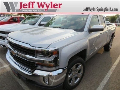 2018 Silverado 1500 Extended Cab 4x4 Pickup #D63257 - photo 1