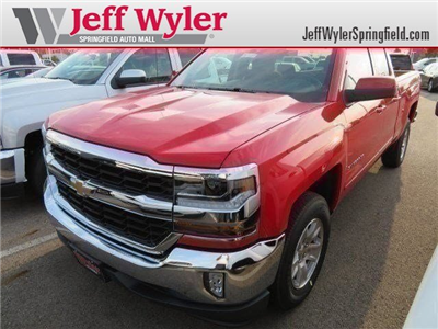2018 Silverado 1500 Double Cab 4x2,  Pickup #D63283 - photo 1