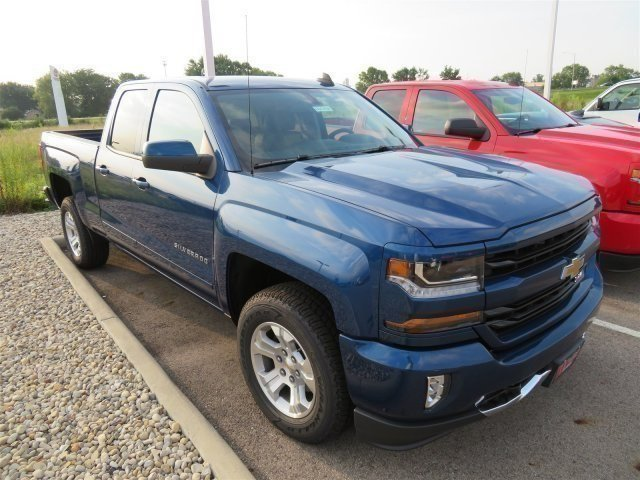 2018 Silverado 1500 Extended Cab 4x4 Pickup #D63284 - photo 15