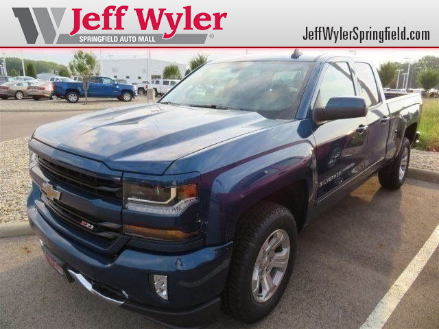 2018 Silverado 1500 Extended Cab 4x4 Pickup #D63284 - photo 1