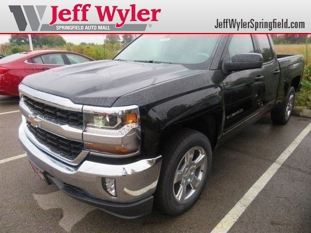2018 Silverado 1500 Extended Cab 4x4 Pickup #D63286 - photo 1