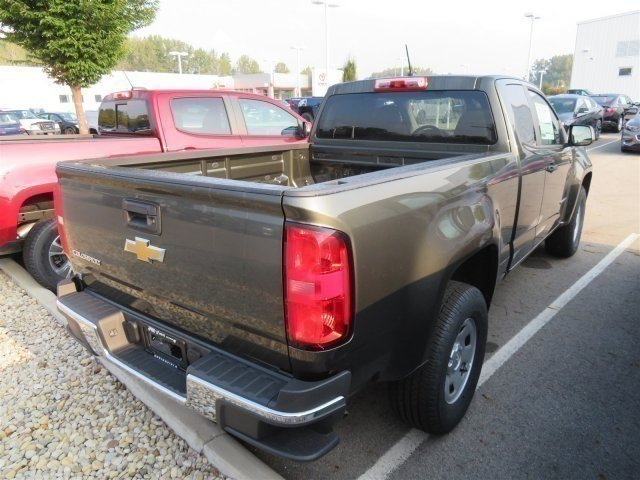 2018 Colorado Extended Cab Pickup #D63312 - photo 9