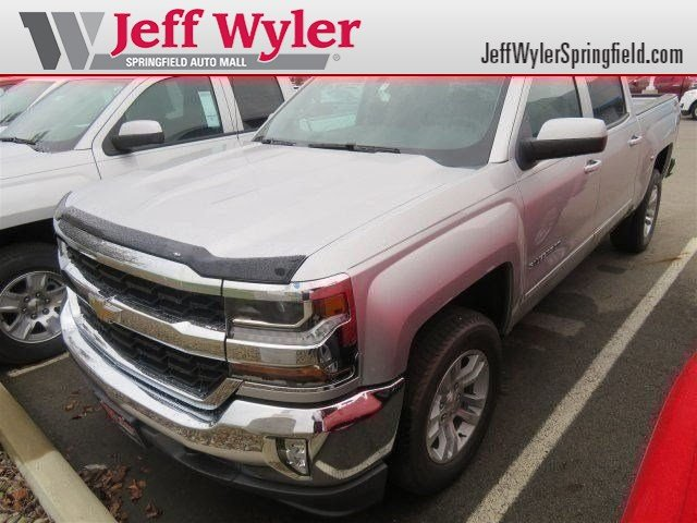 2018 Silverado 1500 Crew Cab 4x4 Pickup #D63329 - photo 1
