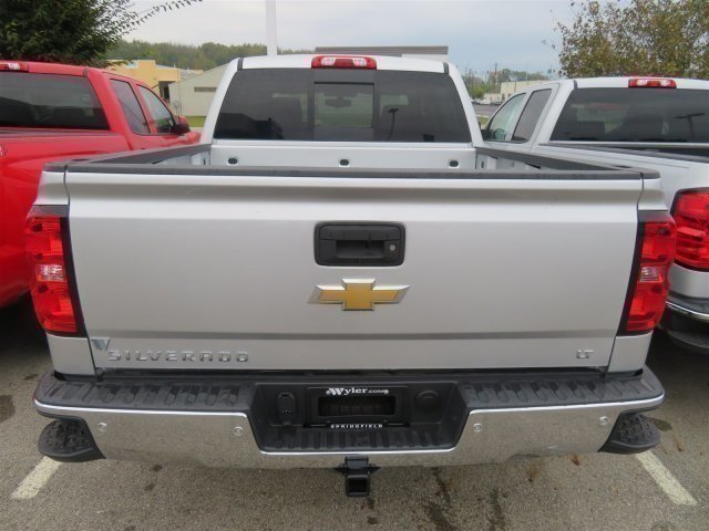 2018 Silverado 1500 Crew Cab 4x4 Pickup #D63329 - photo 10
