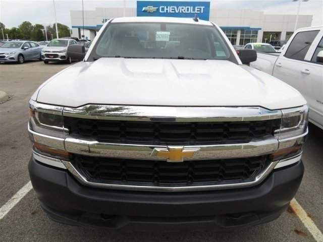 2017 Silverado 1500 Crew Cab 4x4 Pickup #D63331 - photo 11