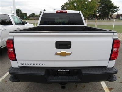 2017 Silverado 1500 Crew Cab 4x4 Pickup #D63331 - photo 18