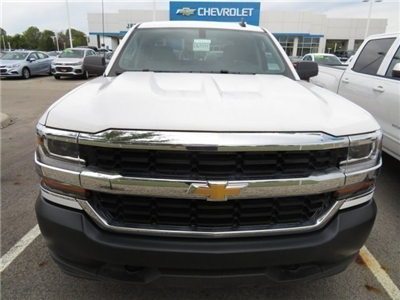 2017 Silverado 1500 Crew Cab 4x4, Pickup #D63331 - photo 11