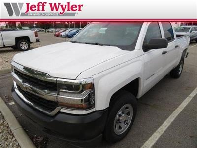 2017 Silverado 1500 Crew Cab 4x4,  Pickup #D63331 - photo 1