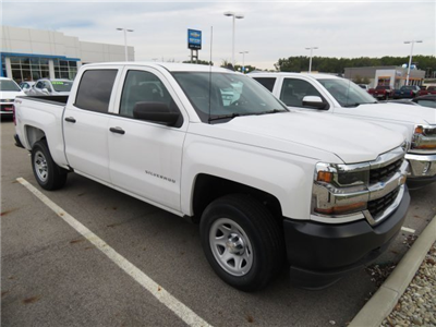 2017 Silverado 1500 Crew Cab 4x4,  Pickup #D63331 - photo 3