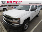 2017 Silverado 1500 Crew Cab 4x4 Pickup #D63331 - photo 1