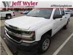 2017 Silverado 1500 Crew Cab 4x4 Pickup #D63331 - photo 13