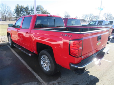 2018 Silverado 1500 Crew Cab 4x4,  Pickup #D63348 - photo 2