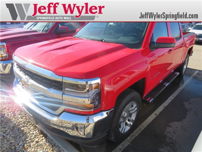 2018 Silverado 1500 Crew Cab 4x4,  Pickup #D63348 - photo 1