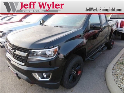 2018 Colorado Extended Cab 4x4 Pickup #D63367 - photo 1