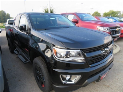 2018 Colorado Extended Cab 4x4 Pickup #D63367 - photo 9