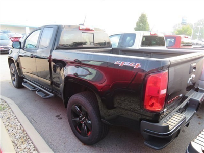 2018 Colorado Extended Cab 4x4 Pickup #D63367 - photo 2