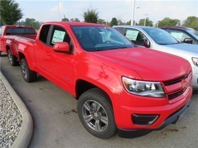 2018 Colorado Extended Cab 4x4 Pickup #D63368 - photo 6