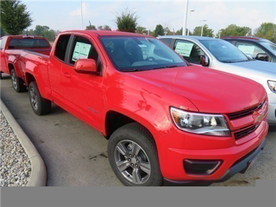 2018 Colorado Extended Cab 4x4,  Pickup #D63368 - photo 4