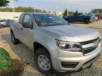 2018 Colorado Extended Cab Pickup #D63385 - photo 7
