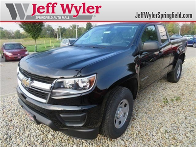 2018 Colorado Extended Cab Pickup #D63386 - photo 1