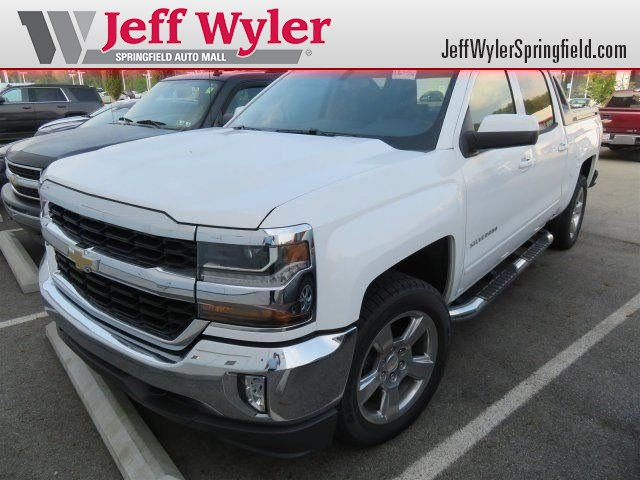 2017 Silverado 1500 Crew Cab 4x4 Pickup #D63392 - photo 1