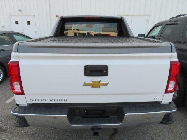 2017 Silverado 1500 Crew Cab 4x4 Pickup #D63392 - photo 12