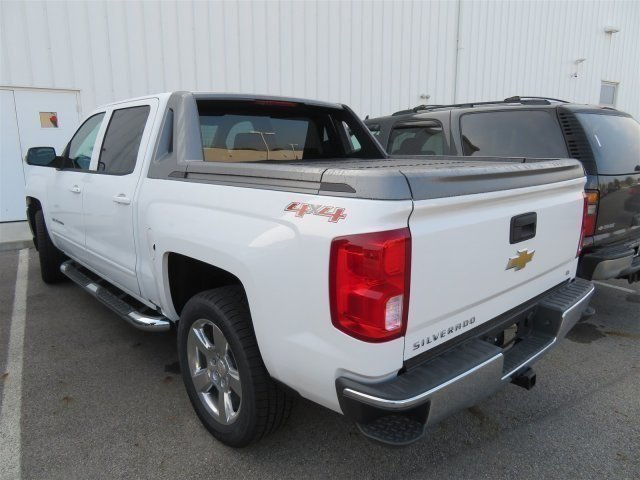 2017 Silverado 1500 Crew Cab 4x4 Pickup #D63392 - photo 2