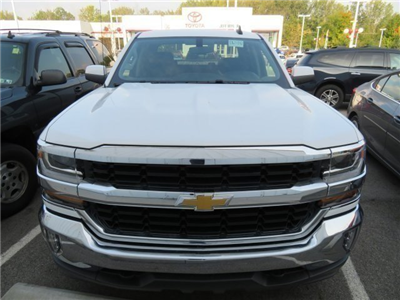 2017 Silverado 1500 Crew Cab 4x4 Pickup #D63392 - photo 9