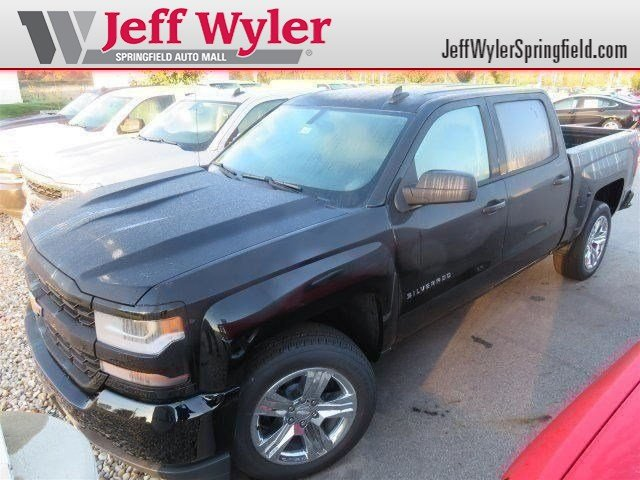 2018 Silverado 1500 Crew Cab 4x4, Pickup #D63396 - photo 1