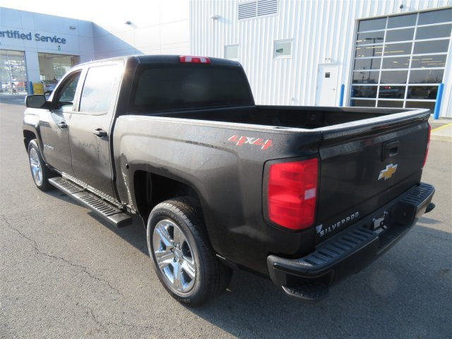 2018 Silverado 1500 Crew Cab 4x4,  Pickup #D63396 - photo 2