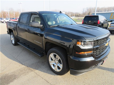 2018 Silverado 1500 Crew Cab 4x4,  Pickup #D63396 - photo 4