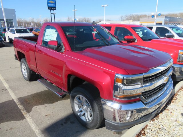 2018 Silverado 1500 Regular Cab 4x4,  Pickup #D63454 - photo 4