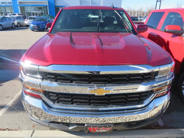 2018 Silverado 1500 Regular Cab 4x4,  Pickup #D63454 - photo 9