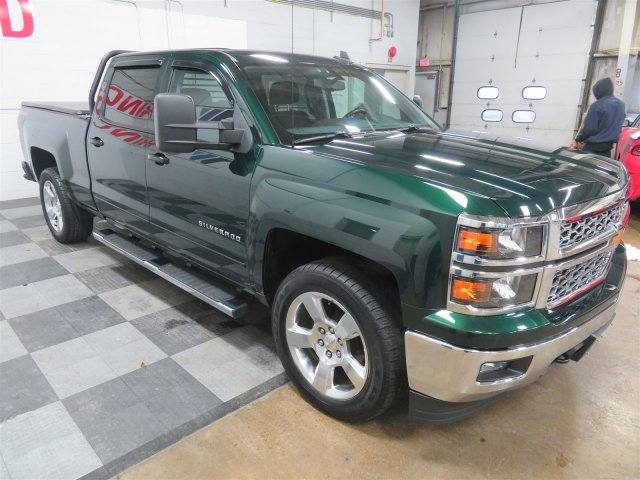 2015 Silverado 1500 Crew Cab 4x4 Pickup #D63519A - photo 4