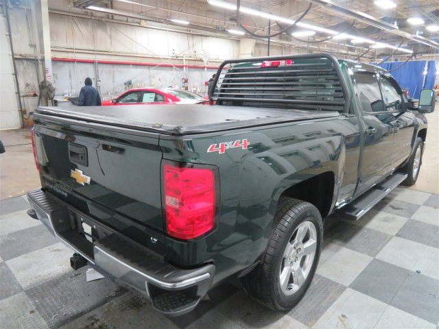 2015 Silverado 1500 Crew Cab 4x4 Pickup #D63519A - photo 5