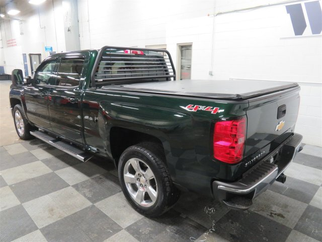 2015 Silverado 1500 Crew Cab 4x4 Pickup #D63519A - photo 2