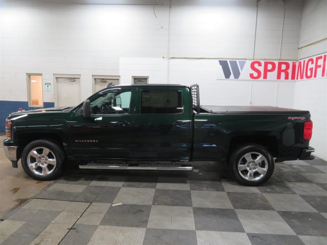 2015 Silverado 1500 Crew Cab 4x4 Pickup #D63519A - photo 7